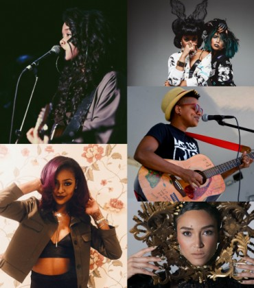 Your Morning Mix.  Justine Skye.  Gabi Wilson. Rich White Ladies.  And More.