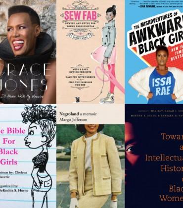 Holiday Shopping List.  20 Amazing Books Written by Black Women.