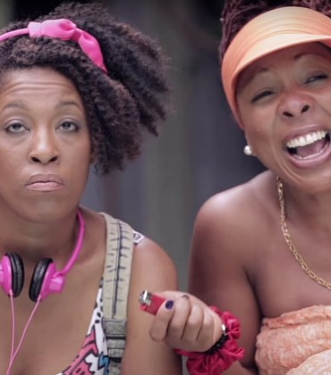 Watch This.  'Angry Black Women.'  Upcoming Web Series Takes Aim At Stereotypes in Hollywood.