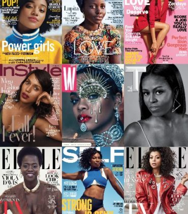 Magazine Covers Were More Diverse Than Ever This Year.