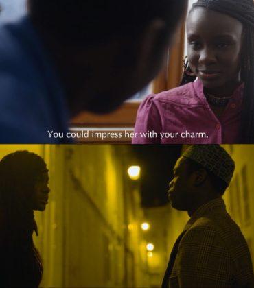 Short Film.  'Univitellin.' An Afro-French Romeo & Juliet Story.