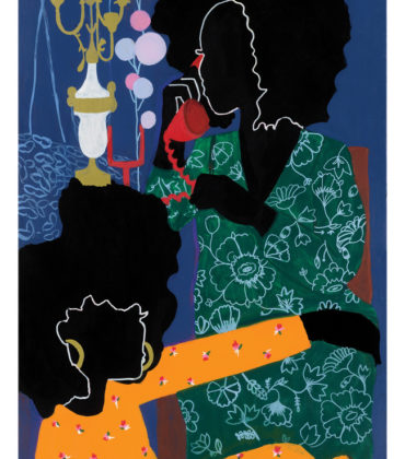 Affordable Art. The Latest Works From Jamilla Okubo.