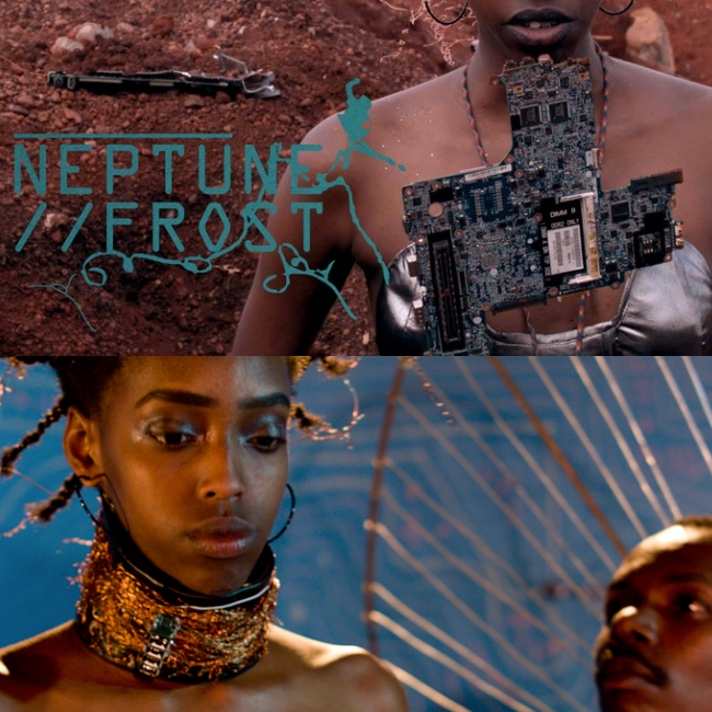 This Afrofuturist Film is Set in an Otherworldy Village Made of Recycled  Computer Parts. – SUPERSELECTED – Black Fashion Magazine Black Models Black  Contemporary Artists Art Black Musicians
