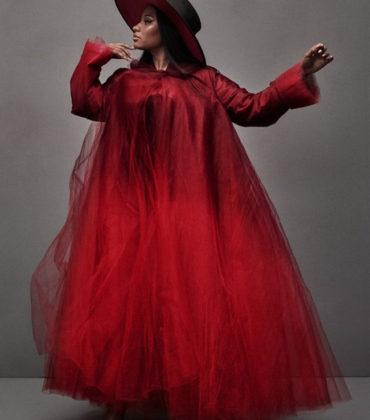 Nicki Minaj Covers Vogue Arabia September 2018 issue. Images by Emma Summerton.