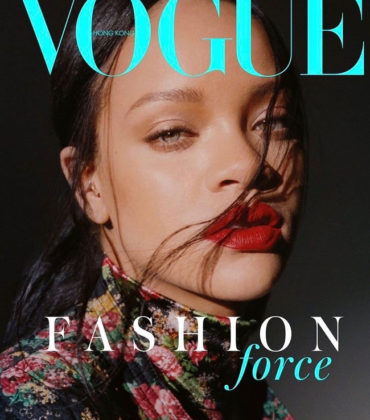 Rihanna Covers the September Issue of Vogue Hong Kong.  Images by Hanna Moon.